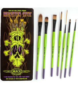 Set Pinceles Pinstriping Tidwell Monster Stix