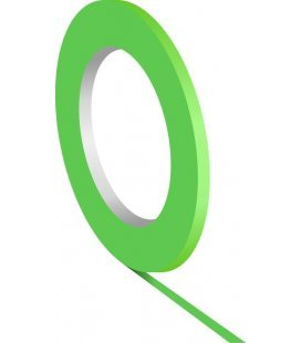 Green ribbon Ultra-Flexible Custom Creative (6mm x 55mtr)