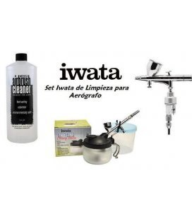 Set Iwata Cleaning Airbrush