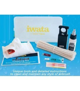 "Kit Cleaning Airbrush Iwata ""9 in 1"""