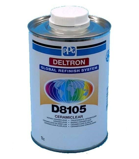 Varnish Ceramic PPG Deltron D8105 - 1.5 L