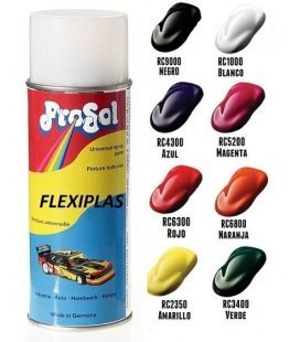 Spray Paint Flexiplas - Tarps and Plastic