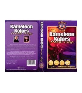 "DVD ""Kamaleón Kolors"" House of Kolor"