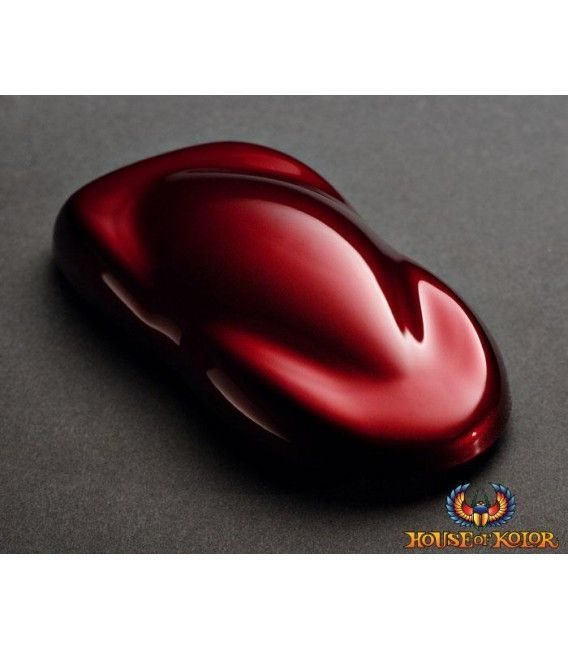 1L Kandy Perlado KBC11 Apple Red - House Of Kolor