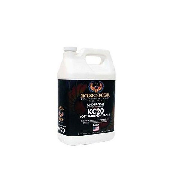 KC-20 Desengasante POST SANDING Etxea Kolor - GALLON
