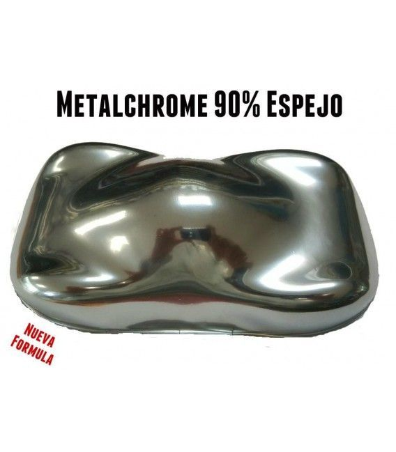 Kit Pintura Chrome Eragina Metalchrome BETE - Airbrush