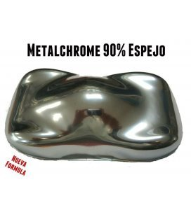 Kit Paint Chrome Effect Metalchrome FULL - 1L