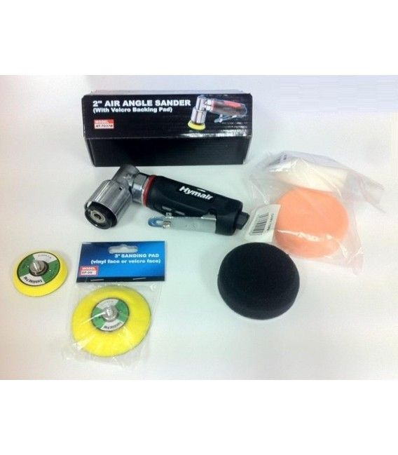 Kit Mini Polisher + Accessories