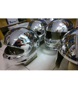 Set 18L FULL CHROME SYSTEM