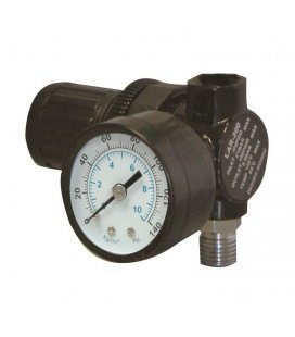 Pressure Gauge Regulator Gun