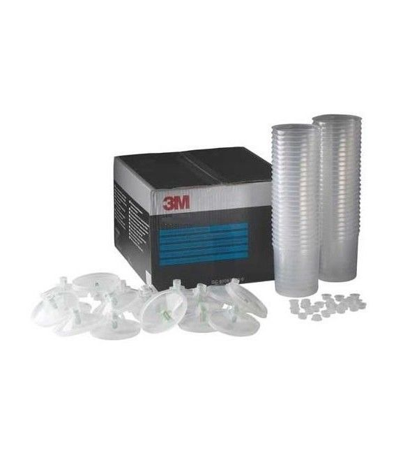 Caixa PPS 3M 800ml (25ud)