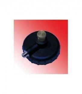 Connector for Bottle compressed Air - 0.45 M
