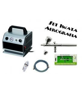 Set Aerografia Iwata Initiation