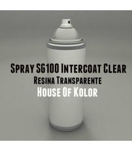 Spray Resin Entrecapas C2C-sg-100 intercoat clear House Of Kolor