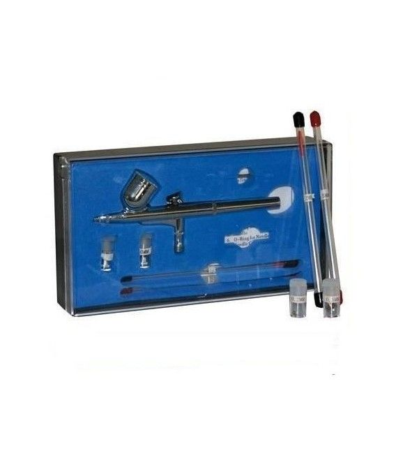 Airbrush Dual Action 3-in-1