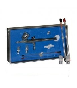 Airbrush Double-Action-3-in-1