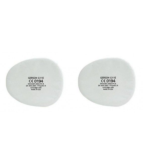 Filters Dust Mask Gerson (2ud)