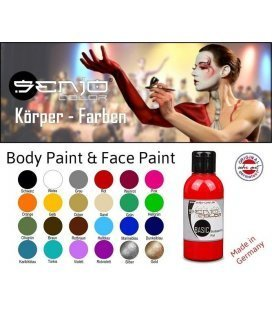 Pintura Body Paint SENJO (75ml e 500ml)