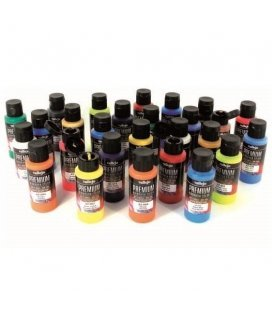 Paintings Airbrushing Vallejo Premium - 60ml