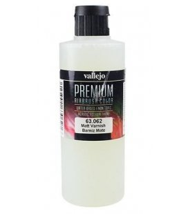 Matt varnish Premium Vallejo - 200ml
