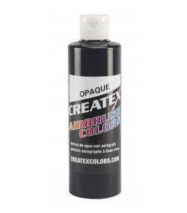 Paint Createx Opaque Black - 240ml