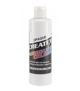 Pintura Createx de color Blanc Opac - 240ml