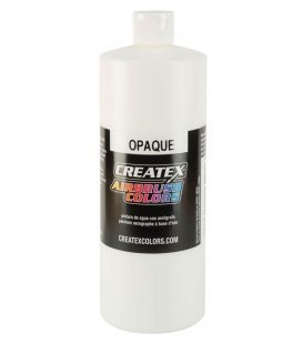 Pintura Createx de color Blanc Opac - 960ml