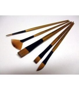 Kit Brushes Mack Arts Pictorial (5ud)