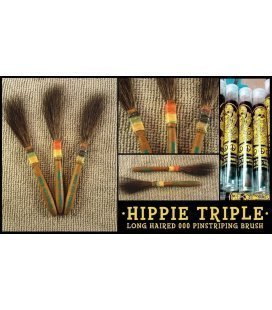 Brush Mack Hippy Triple - No. 000