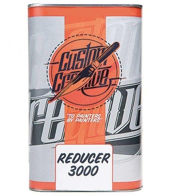 Reducer Pinstriping SLOW Custom Creative 3000 1L