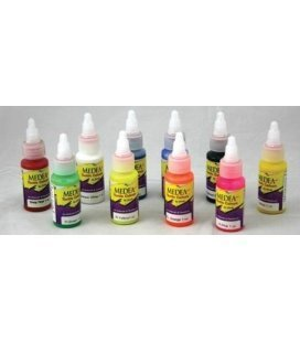 Textile Set Paintings Airbrushing (10ud x 28ml)
