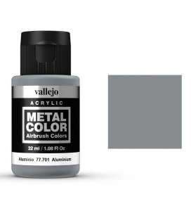 La pintura de Color Metall, Vallejo - 32ml