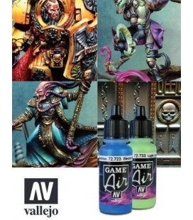 Pintura Jokoa Air Vallejo - 18ml