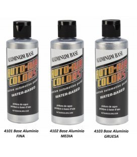 Paint Aluminum HALF-Auto Air - 120ml