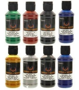 Pinturas Metalizadas House Of Kolor (120ml)