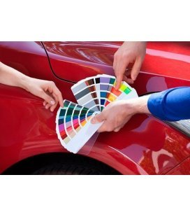 Paint Color Number Car/Motorcycle