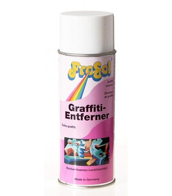 Spray Que Remove Graffiti Prosol