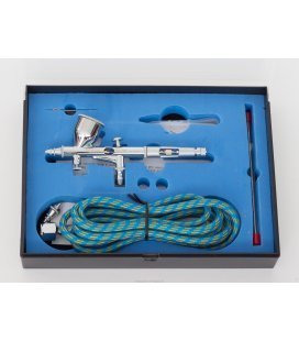 Airbrush Custom 2-in-1 + Hose