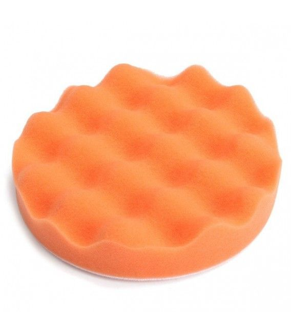 HARD foam polishing wavy 7.5 cm