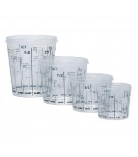 Cups of Mixture 1400ml STRAIN (Pack 5ud)