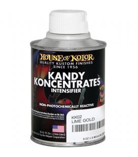 236ml Kandy Koncentrado KK02 Lime Gold - HOK