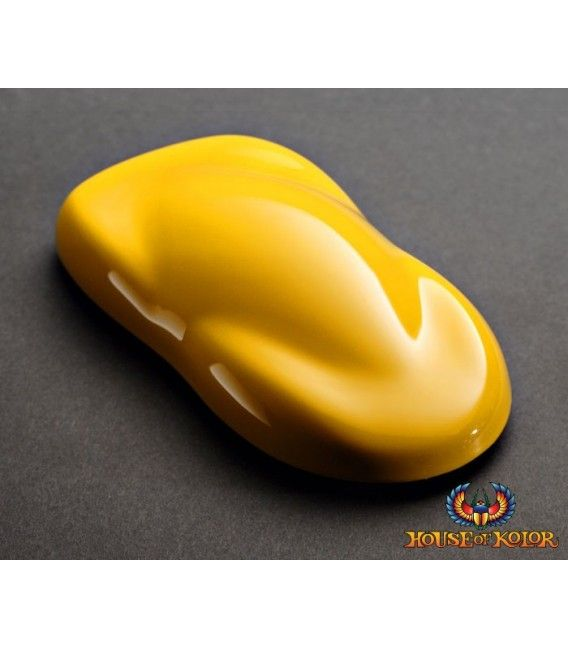 1L Solid SG102 Chrome Yellow House Of Kolor