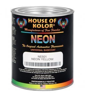 1L Neon NE501 Yellow - House Of Kolor