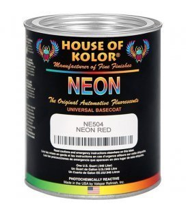 1L Neon NE504 Red - House Of Kolor