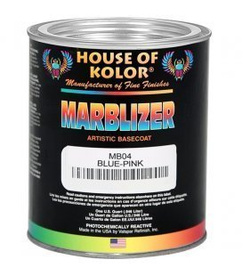 1L Pintura Efecto Marmol Azul House Of Kolor