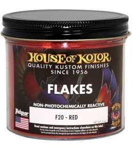 Purpurina Flake House Of Kolor (Reenvasado 28gr)