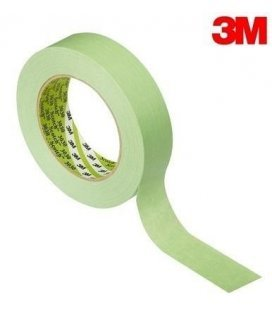 Tape Green Premium Scotch 3030 3M (19mm x 50mtr)