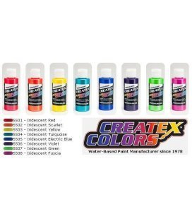 Painting Airbrush Iridescent Createx - 60ml