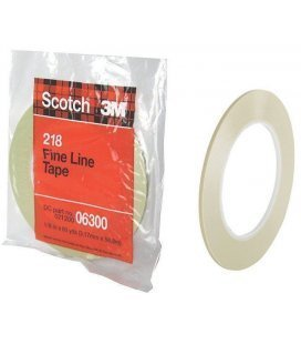 "Bande de contour Scotch ""218"" 3M (1,5 mm x 55 mtr)"