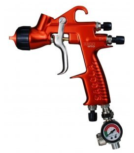 Pistola 3300 GTO AUTO Sagola 1.3 mm TECH + RC2